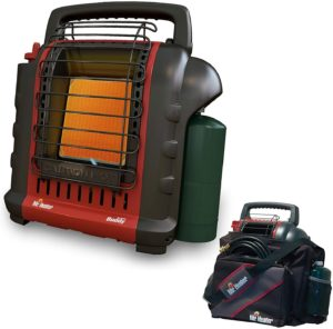 Mr. Heater F232000 MH9BX Indoor-Safe Portable Propane Radiant Heater
