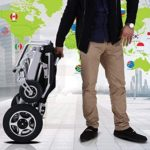 Fold Travel Motorized Scooter