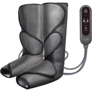 FIT KING Leg Air Massager for Foot and Calf Circulation Massage