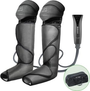 FIT KING Leg Air Massager and Knee Warmer