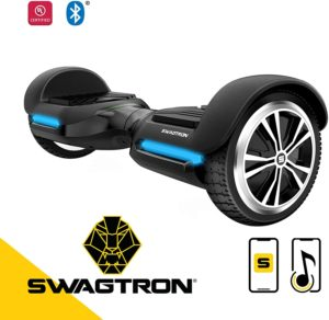 Swagtron Swagboard Vibe T580 App-Enabled