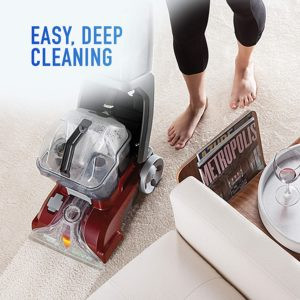 for cleaning carpets