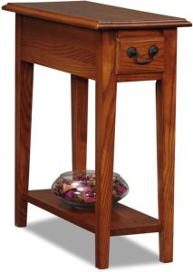 Leick 9017 MED Favorite Finds Chairside Table