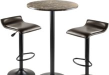 Reviews of 10 Best Pedestal Tables:-Top Pick [2020]