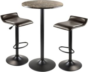 Winsome Wood Cora Round Pub Table