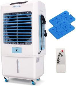 DUOLANG 2059 CFM Outdoor Indoor Portable Evaporative Cooler