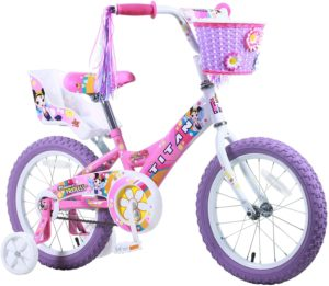 Titan Girl's Flower Princess BMX Bike 16-Inch
