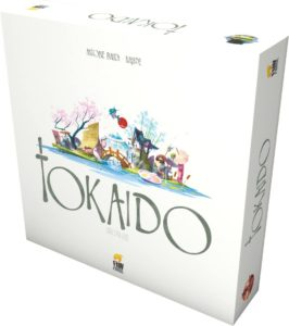 Tokaido Board Game – Out of Print Edition