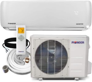 Best Ductless Air Conditioner for Garage: - Top 5 Mini AC Unit for Garage