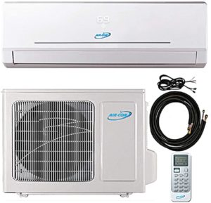 Reviews of Top 5 Best Ductless Air Conditioners for Garage