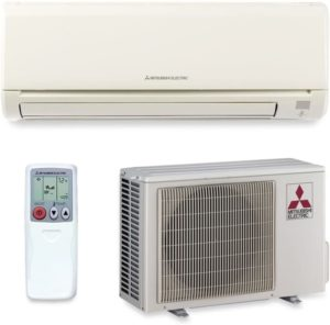 Mitsubishi MY-GL12NA Ductless Air Conditioner