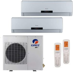 Gree MULTI18B NEO201 Dual Mount air conditioner