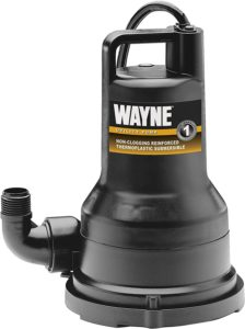 Wayne VIP50 Portable Electric Water Removal Pump
