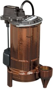 Liberty 280-Series Automatic Sump Pump