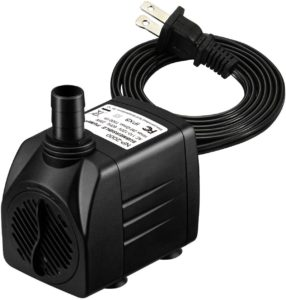 Homasy 400GPH Submersible Pump