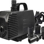 7. Simple Deluxe 1056 GPH Submersible Pump