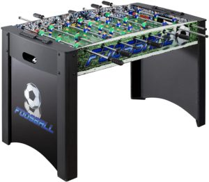 12. Hathaway Playoff 4 Inch Foosball Table, Soccer Game for Kids/Adults