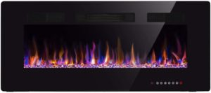 Xbeauty Touchscreen Electric Fireplace