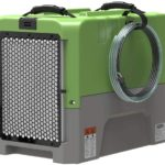 Best for Low Temperature Areas: AlorAir LGR Dehumidifier with Built-in Pump