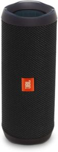JBL Flip 4 Black Bluetooth Portable Stereo Speaker