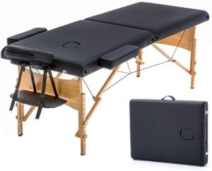 Massage Table Portable Massage Bed Spa Bed