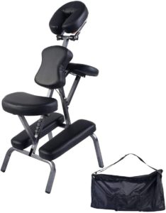 Giantex Massage Spa Chair with Travel Case
