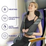 RESTECK- Best Massagers for Neck and Back with Heat