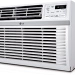 LG LW8016ER Remote Control Window Mounted AIR Conditioner