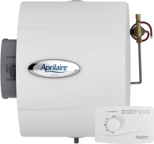 Aprilaire 600M Whole House Humidifier, Manual High Output Furnace Humidifier Review