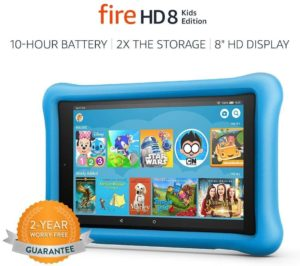 Fire HD 8 Tablet with voice Alexa - Best Gifts for 12 Year Old Boys