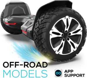 All Terrain Gyroor 8.5 inch Hoverboard Warrior Off-Road