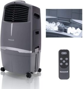 Honeywell 525-729CFM Indoor Outdoor swamp cooler