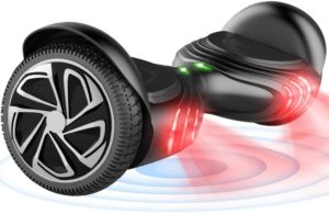 TOMOLOO Hoverboard Two-Wheel Self Balancing Scooter Review