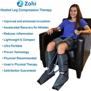 Zohi Leg Compression Massager Machine