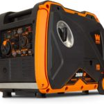 WEN 56380i Super Quiet Portable-Inverter Generator