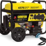Champion 100554 Wireless Remote Start Portable Generator