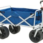 Mac Sport Collapsible Heavy Duty Folding Wagon Cart