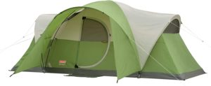 Coleman Montana 8 Person Tent for Camping