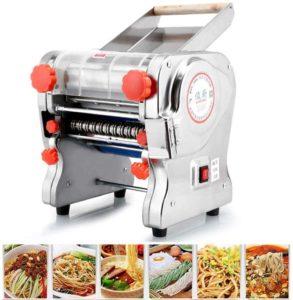 Hengwei 750W 110V stainless Steel Commercial Electric Noodle Making Pasta Maker