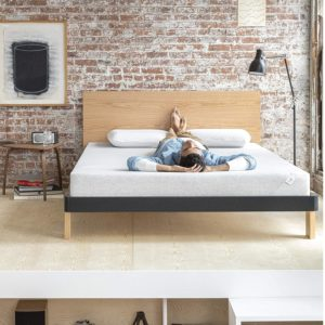 Nod by Tuft Twin Mattress with Standard Pillow
