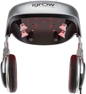 iGrow Laser Hair Growth Treatments Helmet