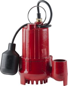 Red Lion Rl-Sc50t 14942746 Sump Pump