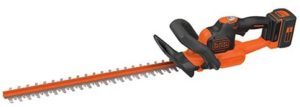 BLACK+DECKER 36V MAX Cordless Hedge Trimmer