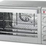 Waring Commercial ½ Sheet Pan Sized Convection Oven