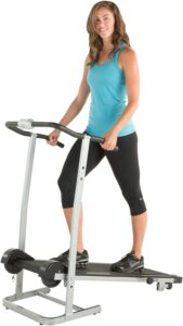 Progear Twin Flywheels: Best Manual Treadmill for Seniors