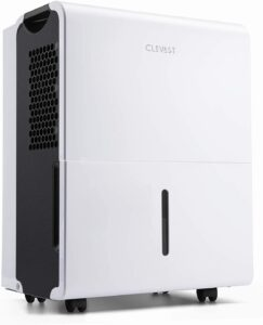 CLEVAST Energy Star Apartment Dehumidifier