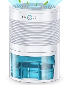 LONOVE Small Dehumidifiers for Home