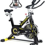 PYHIGH Stationary Bicycle Exercise Bikes