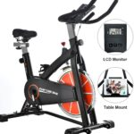 SYRINX Indoor Belt Drive Exercise Bike